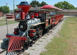 O.J. Watson Park to Debut New Train