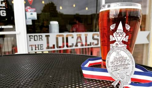 Local Breweries Place at National Beer Competition