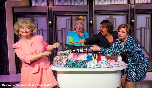 National Tour of Menopause the Musical® Plays Wichita Sunday, Dec. 2 at 7PM