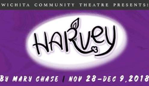 "Wichita Community Theatre Presents the Classic Comedy ""Harvey"""