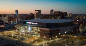 Busy Weekend for INTRUST Bank Arena