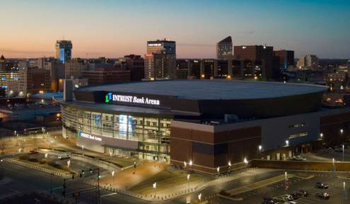Back to Back Events at INTRUST Bank Arena