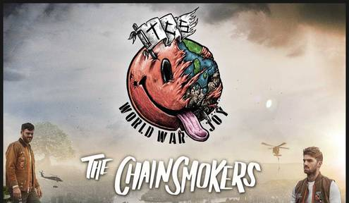 Chainsmokers Coming to INTRUST Bank Arena on their