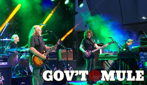 Gov't Mule Stop in Wichita for Another Soul Satisfying Set