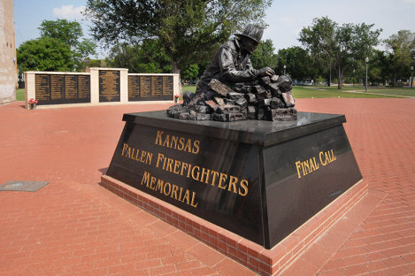 Kansas Firefighters Memorial