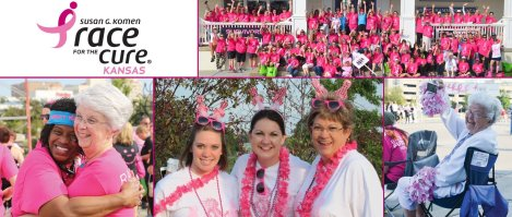 Race For the Cure Returns to Wichita This Weekend