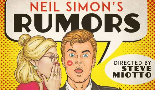 "Wichita Community Theatre Presents ""Rumors"""