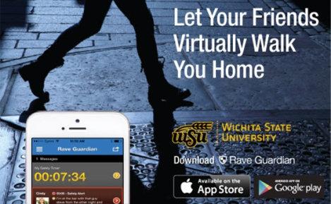 WSU Launches Virtual Guardian Smartphone App