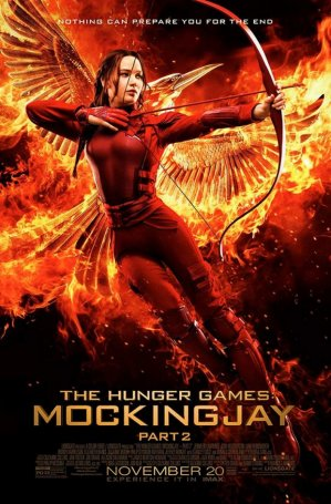 Mockingjay Part 2 to Debut Friday