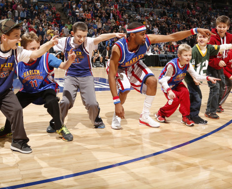 Harlem Globetrotters to Play in Wichita in 2017