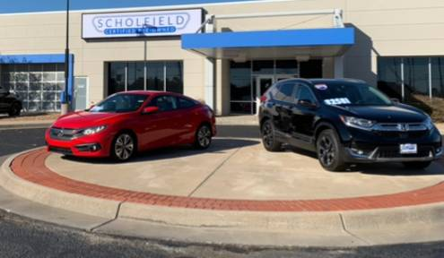 Scholfield Certified Pre-Owned Dealership Opening in West Wichita