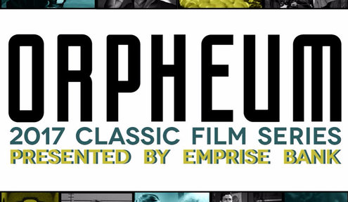 Orpheum Classic Film Series Returns in 2017
