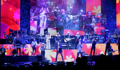 Chicago and Earth, Wind and Fire Concert