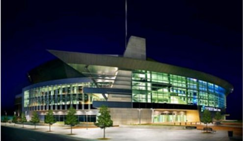 Intrust Bank Arena Ranks High in Pollstar Year-End Stats