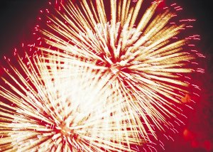 Fireworks Illegal on New Year's Eve