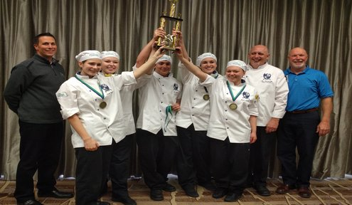 KRHA Wraps Up 16th Annual ProStart Competition